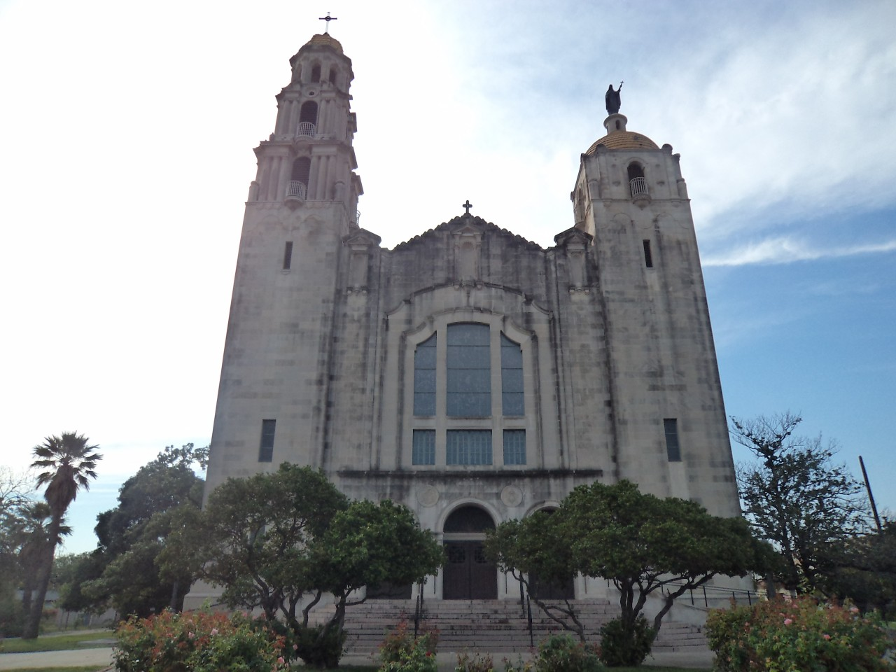 BASILICA OF THE NATIONAL SHRINE OF THE LITTLE FLOWER, San Antonio TEXAS