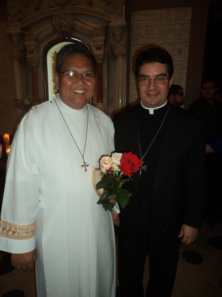 FR. ABE WITH BISHOP OSCAR CANTU 1