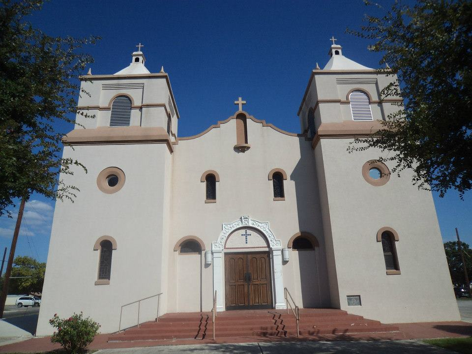 ST. ALPHONSUS PARISH, San Antonio TEXAS