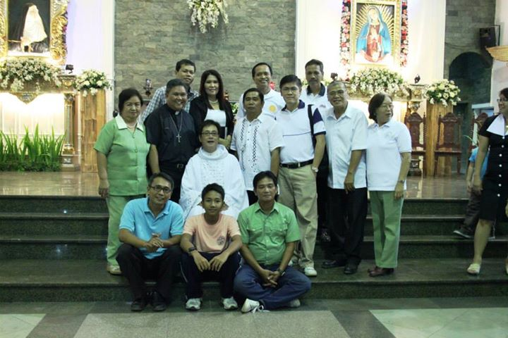 CFD BULACAN with FR. DARS CABRAL, our diocesan spiritual adviser