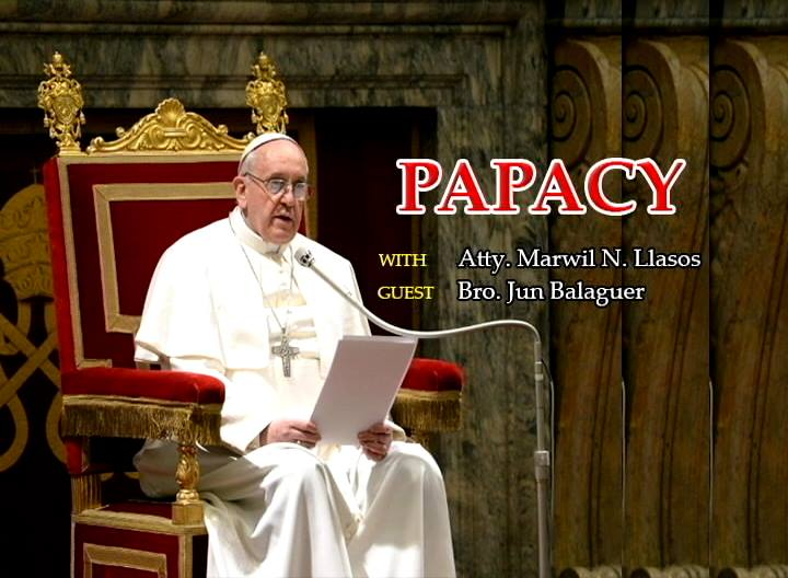 Know The Truth Papal Visit Special : The Papacy