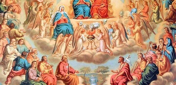 Image result for ALL SOUL SAINTS