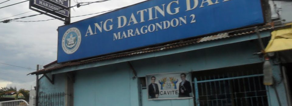 origin of ang dating daan