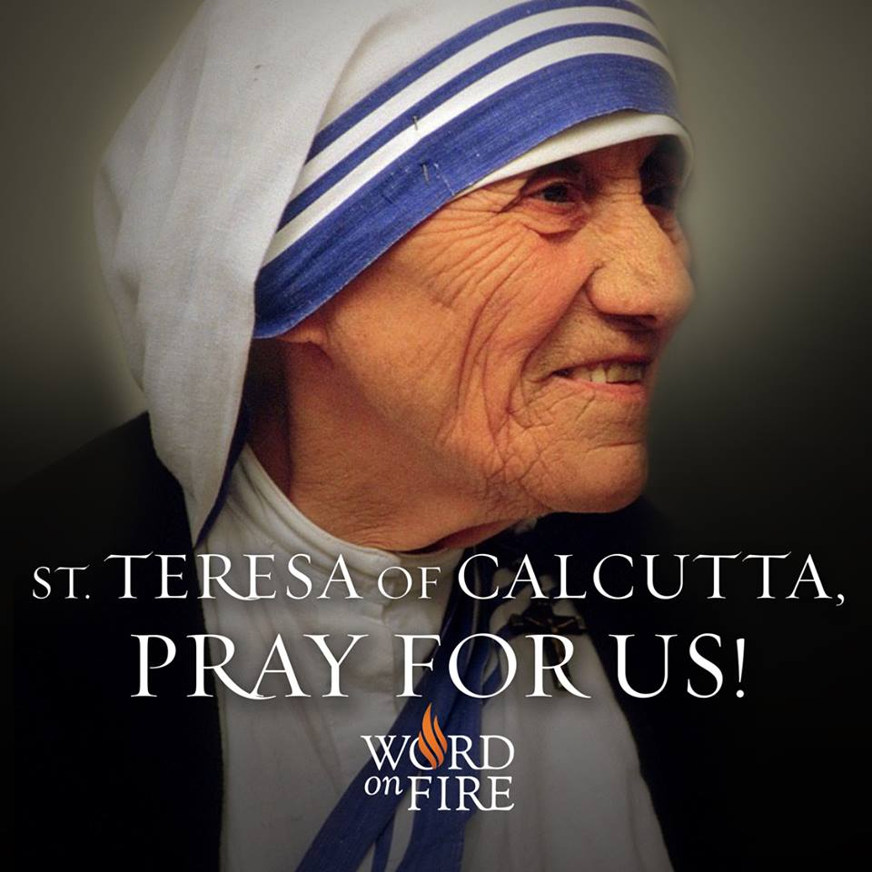 Catholic Officials Call For Prayer Action After Colorado: CANONIZATION MASS OF ST. TERESA OF CALCUTTA! Full Video