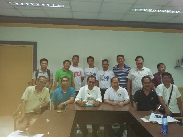 CFD NATIONAL BOG 2016: Meeting of the Board of Governors in Asilo de la Milagrosa led by CFD National President Bro. Soc Fernandez, Bro. Adam Amper CFD Cebu President, CFD National Secretary Dr. Rey Entila of Bacolod, Bro. Woodrow Maquiling, Bro. Pepito, President Emeritus and Legal Adviser Atty. Mike Abbas...