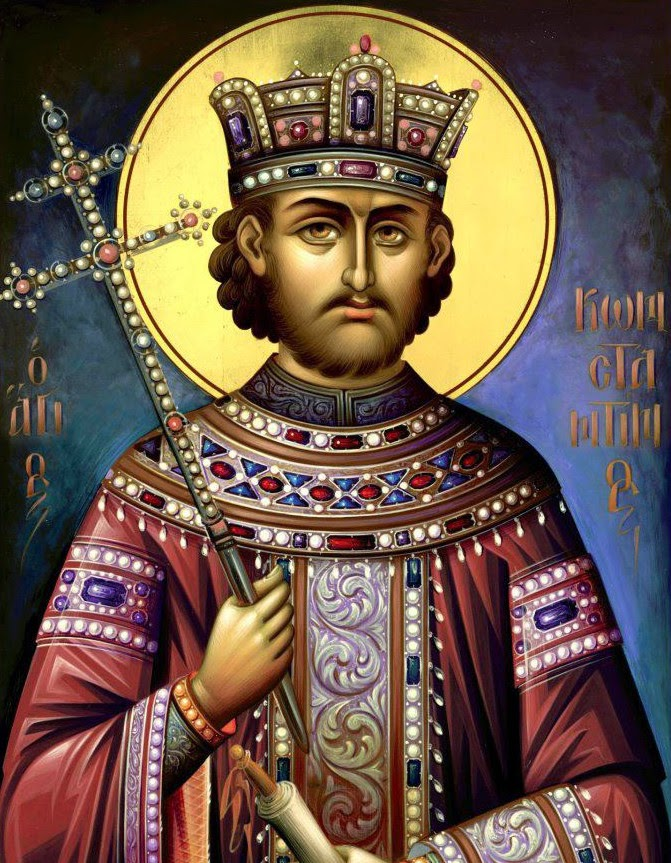 constantine christian singles He contemplated weather to choose multiple deities or to fight in the name of the single has been grafted onto the christian god constantine may not have.