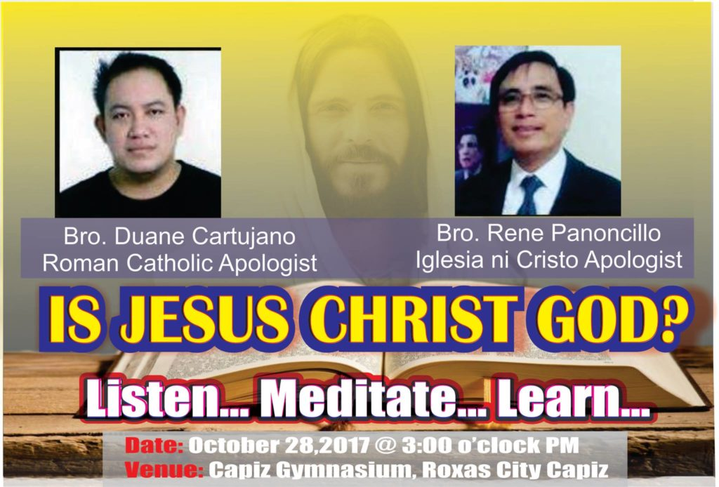 Ang dating daan debate vs catholicism