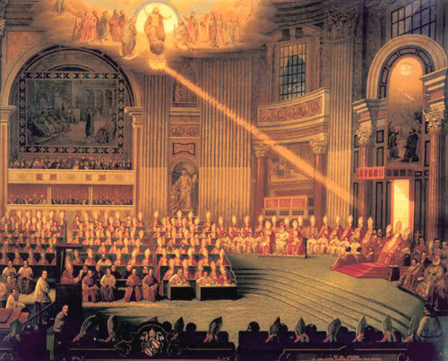 THE SSPX IS IN ACT OF SCHISM AND ITS REFUSAL TO OBEY THE